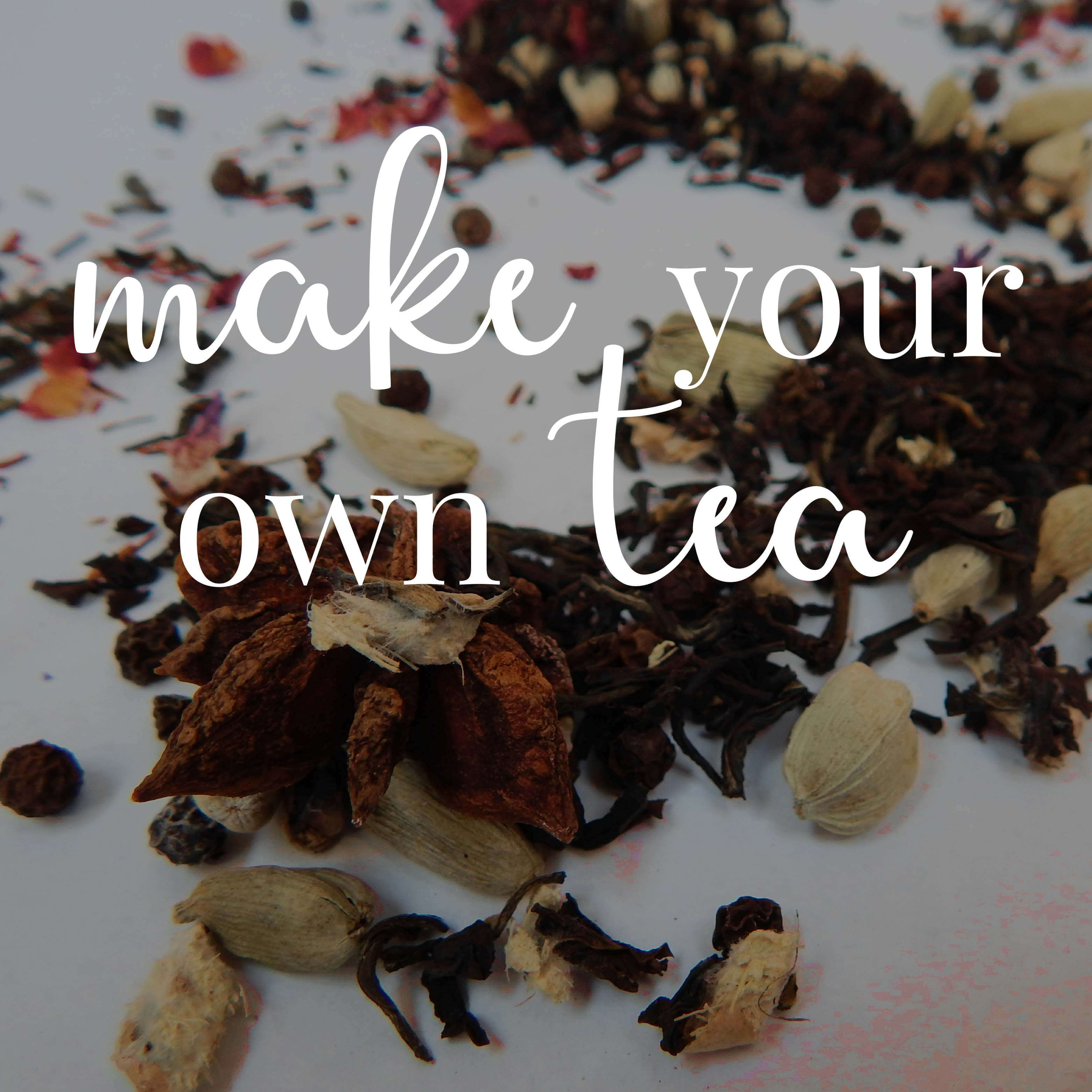 Avoid toxic plastic in tea bags: make your own healing loose leaf tea