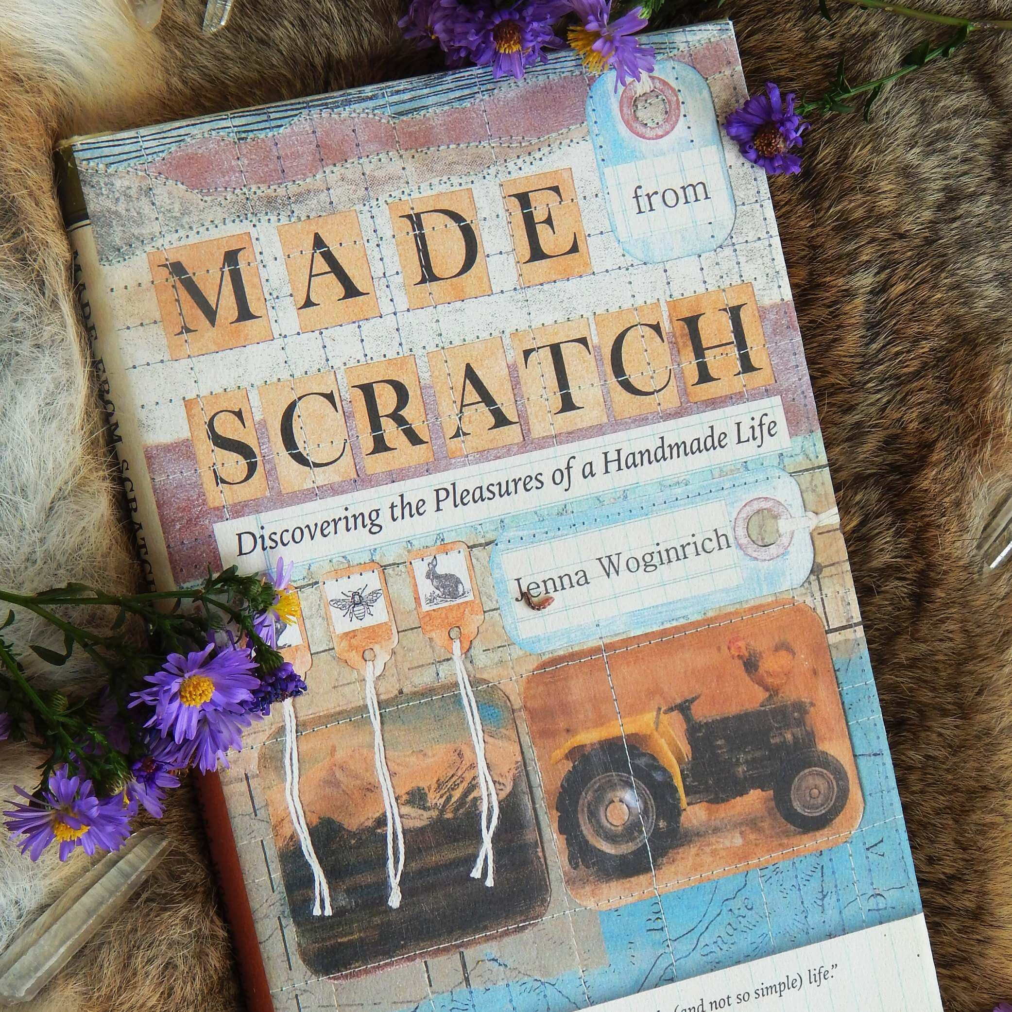 Book review: Made from Scratch by Jenna Woginrich