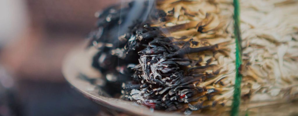 What the heck is smudging & why should you do it?